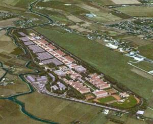 area della nuova base Nato di Vicenza